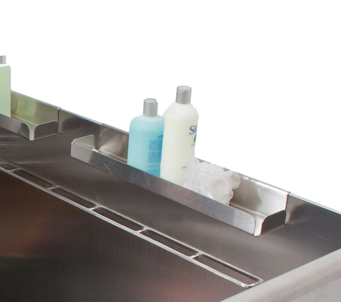 Bottle and Tool Holder Tray